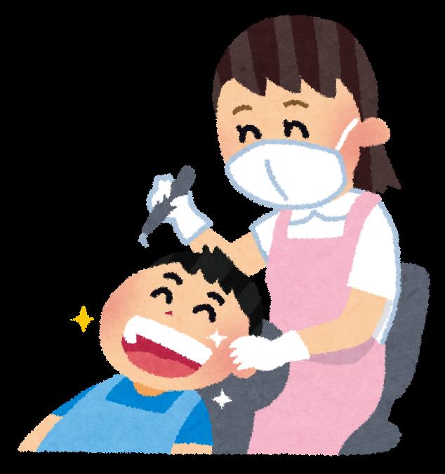 40代女性歯科衛生士